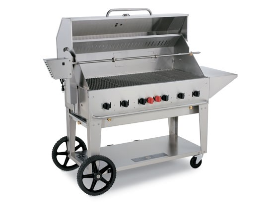 Grand prize Crown Verity BBQ product shown is not exact. Example purpose only. Photo taken from Barbecue World.